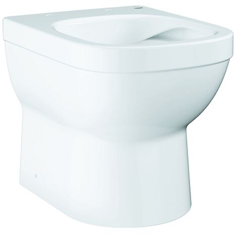 Grohe Stand-Tiefspül-WC Euro Keramik 39329 PureGuard alpinweiß, 3932900H
