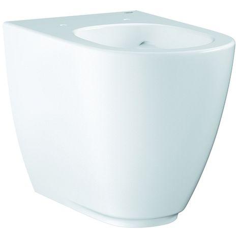 Grohe Stand-WC-Kombin. Essence Keramik 39573 PureGuard alpinweiß, 3957300H