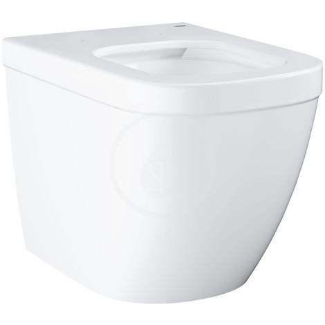 Grohe Stojící WC, rimless, Triple Vortex, PureGuard, alpská bílá