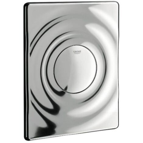 """main image of """"Grohe Surf WC flush plate (37063000)"""""""
