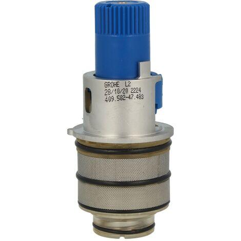 GROHE Thermostat-Kompaktkartusche 3/4 Zoll 47483 für Rapido Grohtherm