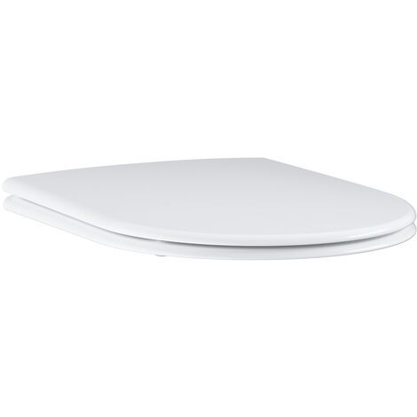 Grohe Toilet seat with folding SoftClose, thermoset, alpine white