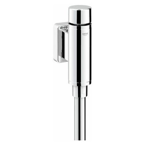 GROHE Urinal-Druckspüler Rondo 37339 mitintegrierter Vorabsperrung chrom