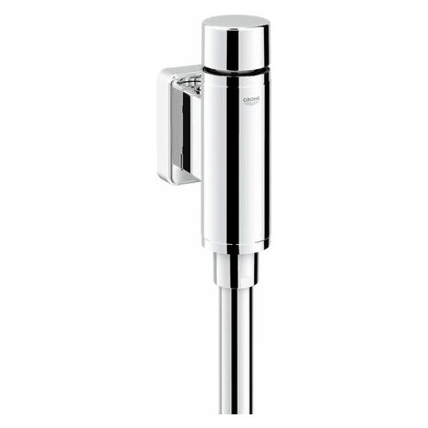 GROHE Urinal-Druckspüler Rondo 37342DN15 Vorabsperrung Behördenausf. chrom
