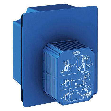 GROHE Urinal-Rohbauset Rapido U 37338für man. Bet./Tectron IR Elektr. 6V/230V
