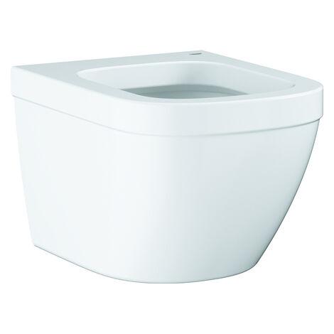 Grohe Wand-Tiefspül-WC, spülrandlos, Spülmenge 3/5 Liter, aus Sanitärkeramik