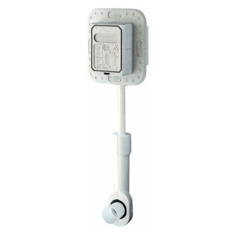 GROHE WC-Druckspüler 37048 WandeinbauDN20 mit Anschluss für Magnetventil