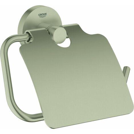Grohe WC-Papierhalter ESSENTIALS Hard Graphite gebürstet 40367AL1