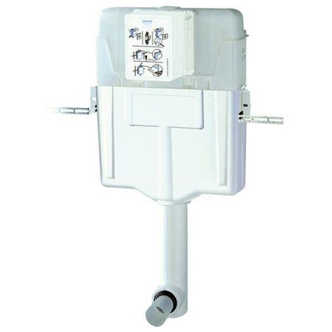 Grohe WC-Spülkasten Wandeinbau 38661 6-9l einstellbar Start/Stopp ohne 2 Mengen, 38661000