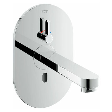 GROHE WT-Wand-IR-Elektronik Eurosmart CE36412 Misch. Trafo Bluetooth-Modul chrom