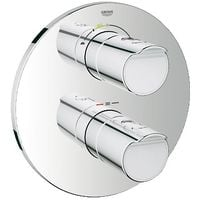 Grohtherm 2000 NEW - Grt 2000 New Termost. Rapido P.Exterior Baño :: Grohe 19 355 001