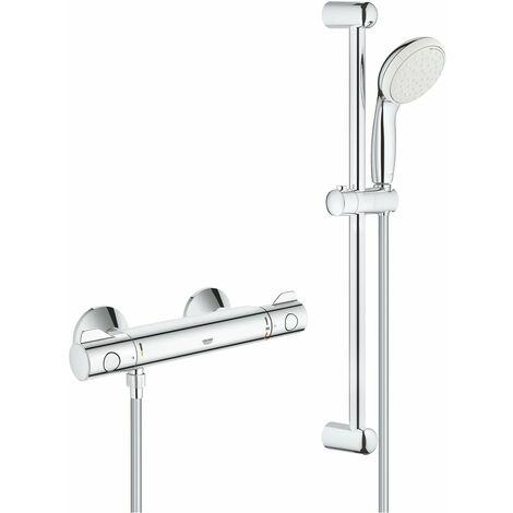 Grohtherm 800 Conjunto de ducha con termostato de ducha 1/2 - GROHE
