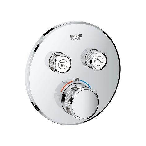 Una opción cómoda: el monomando termostático