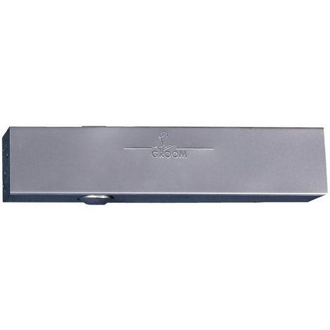 Groom 300011Cgf Door closer body only GR300 - strength 3/6 - grey
