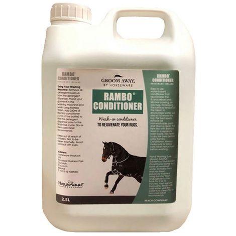 Groom Away Rambo Liquid Rug Conditioner (250ml) (May Vary)