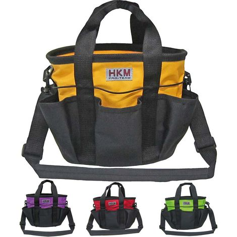 Grooming bag for accessories and cleaning products model Colour HKM Pro-Team