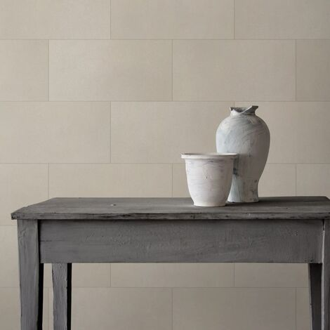 Grosfillex Carreau revêtement mural Gx Wall+ 11pcs 30x60cm Beige clair