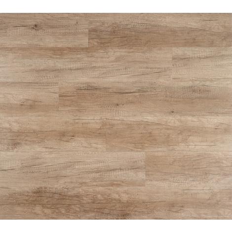 Grosfillex Lame Vinyle Pvc Auto Adhésive Gx Wall 15x91 Natural Oak
