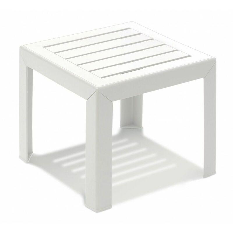 Table 40x40x35 Disponibles Couleurs Grosfillex Basse Miami Plusieurs OXuTPZwikl