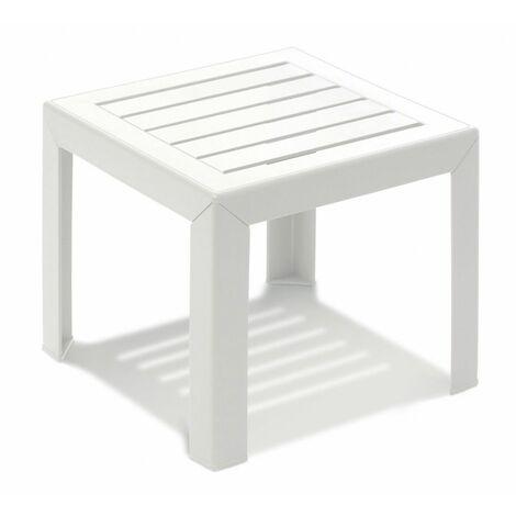 GROSFILLEX - TABLE BASSE MIAMI 40X40X35 - Plusieurs couleurs disponibles