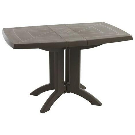 GROSFILLEX - TABLE VEGA 118x77x72 cm - Plusieurs couleurs disponibles