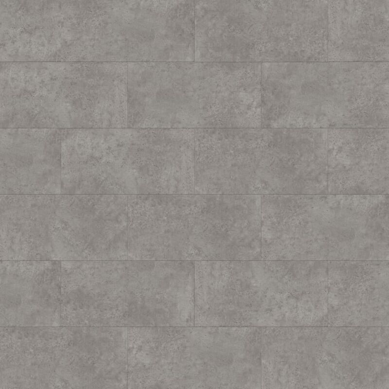 Image of Wallcovering Tile Gx Wall+ 11pcs Concrete 30x60cm Grey - Grey - Grosfillex