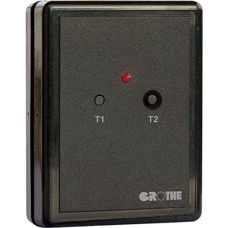 Grothe Mobiler Empfänger f.Mistral Seri Mistral800 Mobile sw