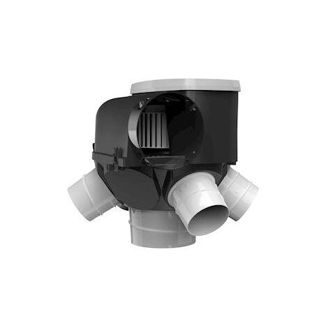 Groupe Autocosy VMC autoréglable 4 sanitaires
