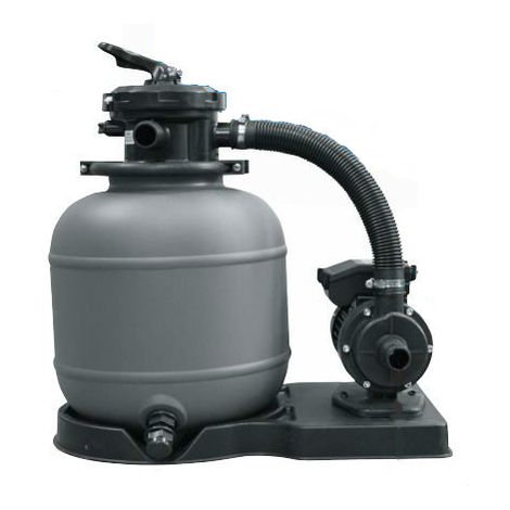 Groupe de filtration 10-20 m³ Ø330 4m³/HAQUALUX - 2260006