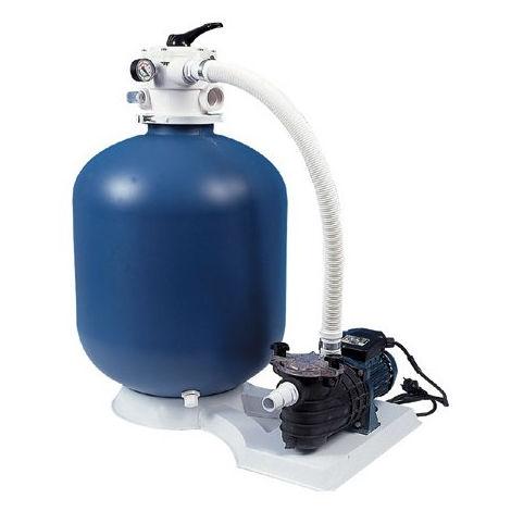 Groupe de filtration 30-60m³ Ø515 8m³/HAQUALUX - 105799