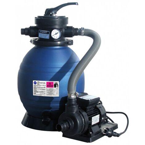 Groupe de filtration 4 m3/h - Sans préfiltre de Gre - Groupe de filtration