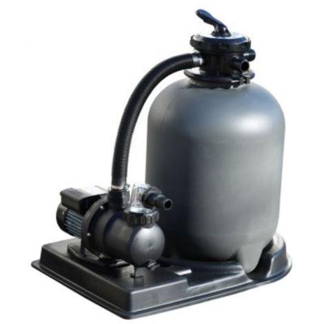 Groupe de filtration 400 8 m³/h