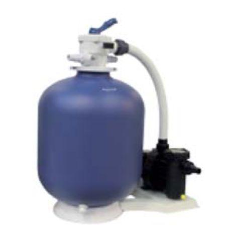 Groupe de filtration 615 12 m³/h