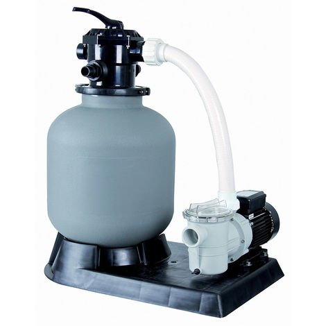 Groupe de filtration à sable PoolFilter 4 m³/h - Ubbink