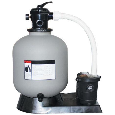 Groupe de filtration Aqua Premium 6 m³/h - AquaZendo