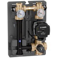Groupe de régulation thermostatique pour installations de chauffage caleffi 166