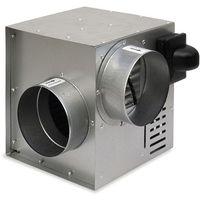 Groupe de ventilation d'air chaud 400m3/h pour cheminée