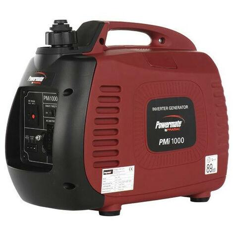 Groupe électrogène 1000W insonorisé Inverter PMi 1000
