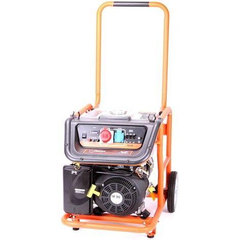Groupe électrogène FUXTEC FX-SG7500A avec branchement 380V