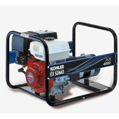 Groupe électrogène Groupe électrogène Portable Power HX 4000 C5 KHOLER - HX 4000 C5