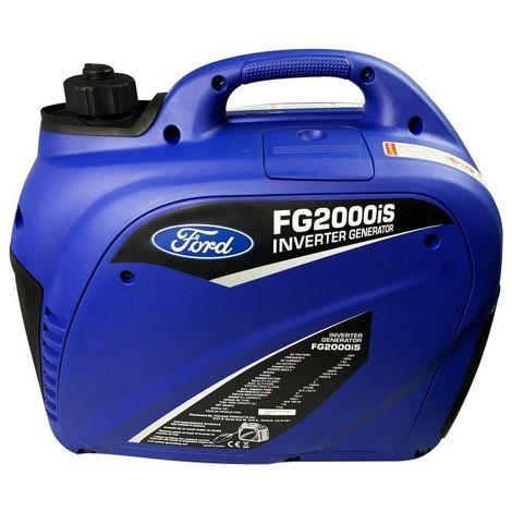 Groupe électrogène Inverter essence Ford FG2000iS