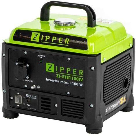 """main image of """"Zipper Générateur d'électricité à essence - 1300W - 4,2L"""""""