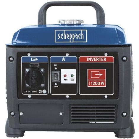 Groupe électrogène Inverter Scheppach SG1200