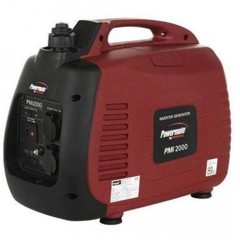 groupe électrogène PMI 2000 W technologie Inverter