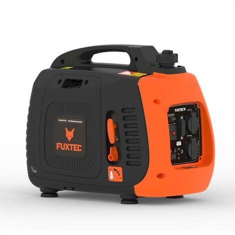 Groupe électrogène portable inverter FUXTEC IG12