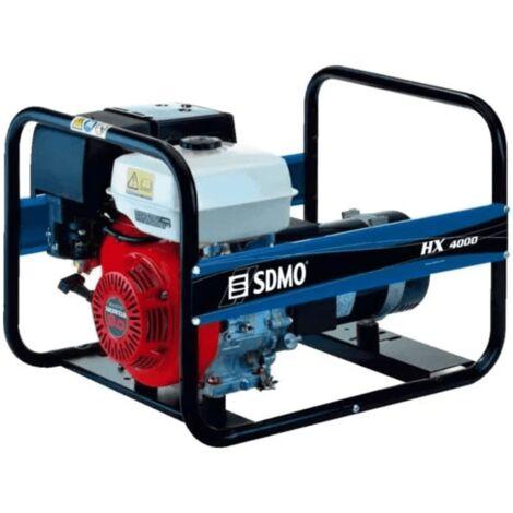 GROUPE ELECTROGENE SDMO ESS 4KVA HX4000 C5 - HX4000 - -