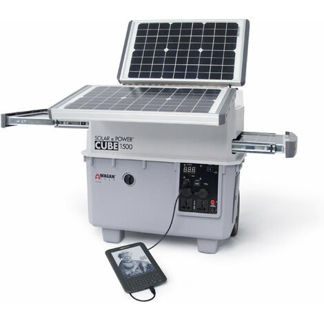 """main image of """"Groupe éléctrogène solaire 1500 W"""""""