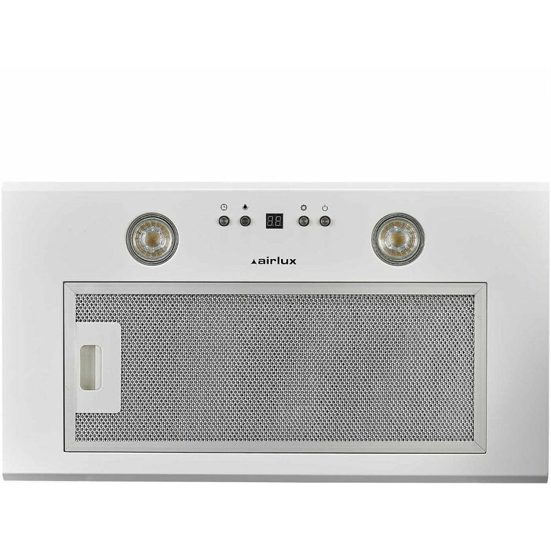 groupe filtrant 52cm 68db 770m3/h blanc - ahf571wh - airlux