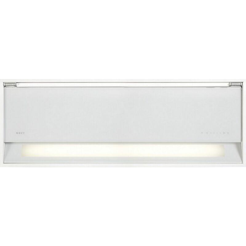 Groupe filtrant 90cm 606m3/h blanc - 686 - Novy