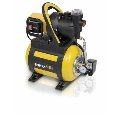 Groupe Hydrophore 800 Watts Avec Cuve 25 Litres